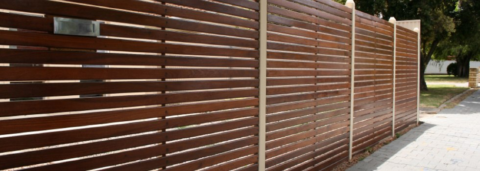 Alumitec Wood Fencing Addington
