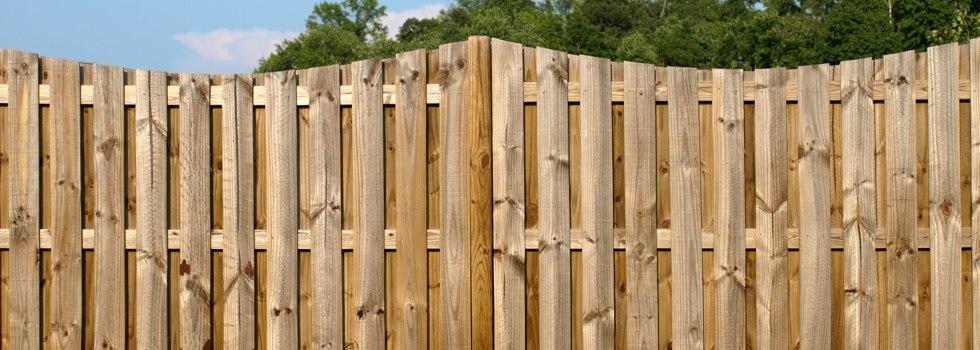 Kwikfynd Wood fencing 3