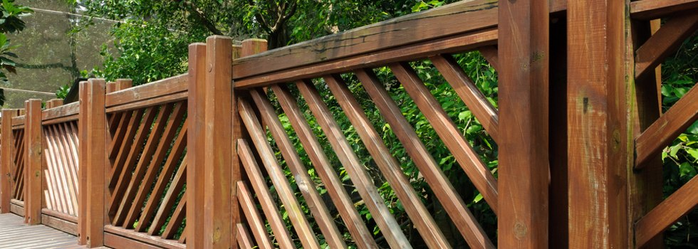 Modern View Fencing Wood Fencing Central Coast